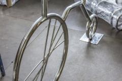 Велопарковка (декоративная часть). Слад готовой продукции