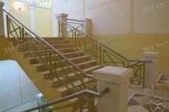 Заказать архитектурное ограждение лестницы. От производителя.