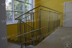 Безопасные лестничные перила для ДОУ. Соответсвует ГОСТ