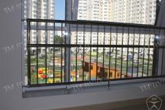 Защитное ограждение окна для установки в детсвом учреждении.