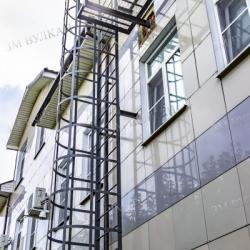 Пожарные лестницы и металлоконструкции