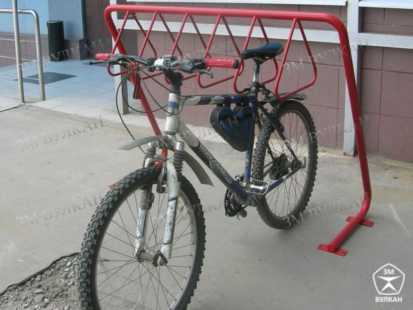 Велопарковка ВС-12