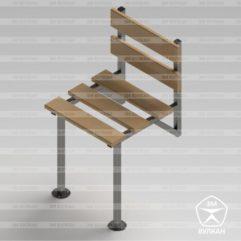 SSP 241x241 - Стульчик стационарный для душевой