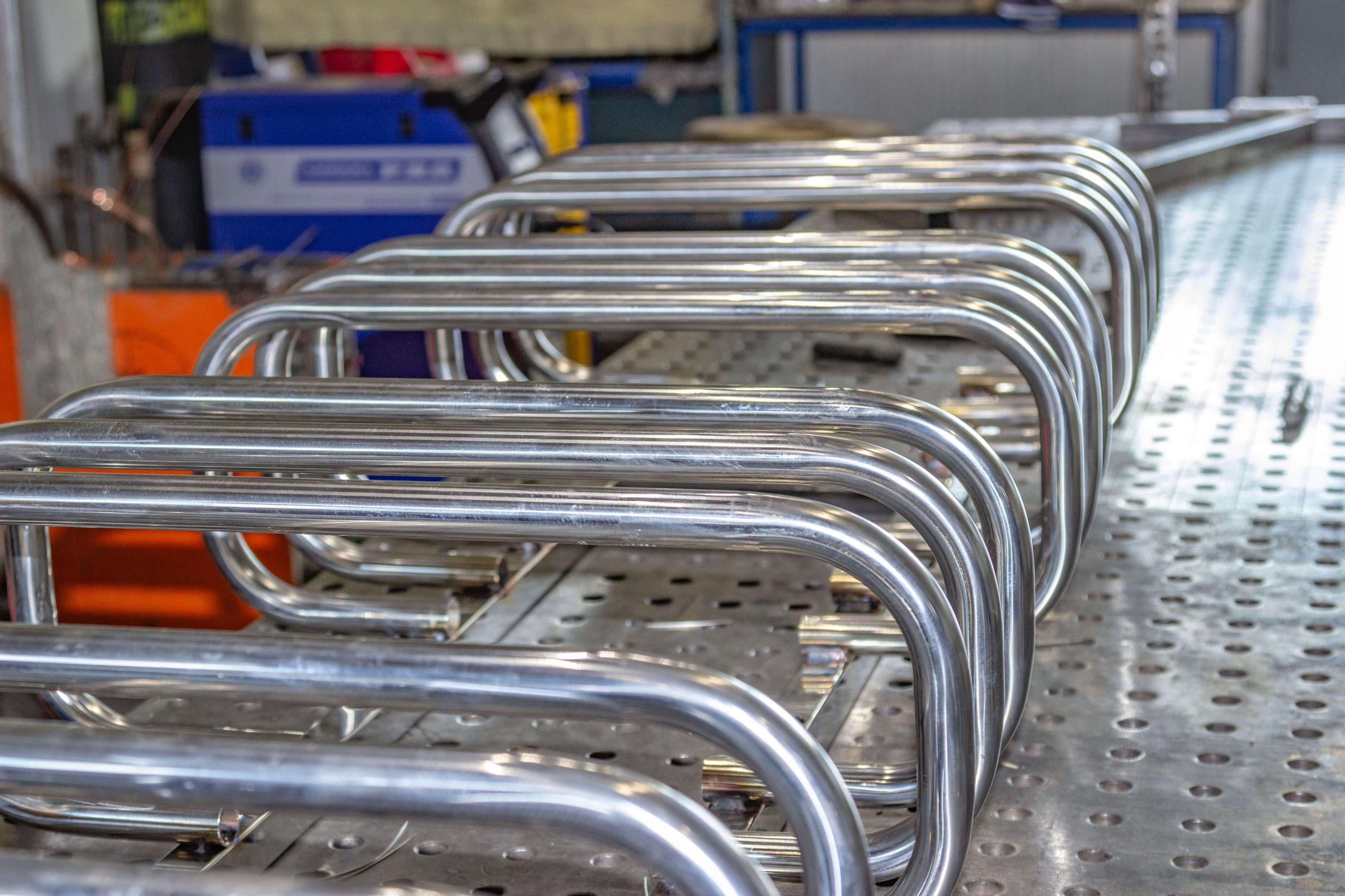 производство в Москве- изготовленные велопарковки