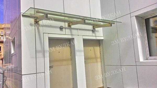 kozyrek tip 1 3 3 600x338 - Козырек стеклянный. Тип 2.3