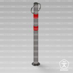 SSA1 241x241 - Парковочный столбик быстромонтируемый, с проушинами  ССА1