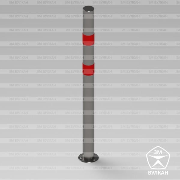 SSA2 600x600 - Парковочный столбик крепление на фланец  ССА2