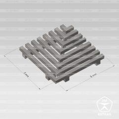 Сливная решетка РШ3