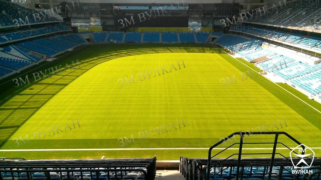 Ограждения для стадионов
