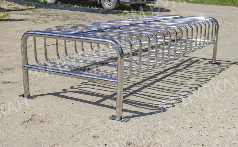9 1 3 - Велопарковка стальная
