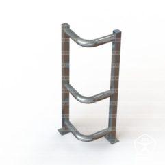 dc 4r 1 241x241 - Колесоотбойник угловой для защиты угла колонны КЛ15