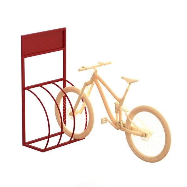 vs5 2 600x600 - Стойка велосипедная информационная ВС-8