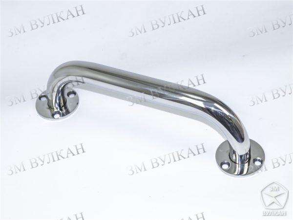 Poruchen pryamoj nastennyj H1 600x450 - Поручень прямой настенный Н1 из полированной нержавеющей стали