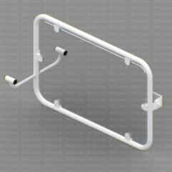 Зеркало поворотное откидное для инвалидов антибактериальное