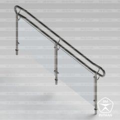 OGSP 241x241 - Козырек стеклянный арочный. Тип 8.1