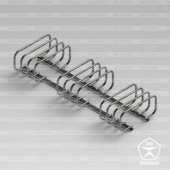 BC22 241x241 - Велопарковка напольная ВС-22