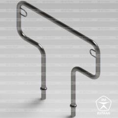 BC5 241x241 - Велопарковка с креплением за раму ВС-5