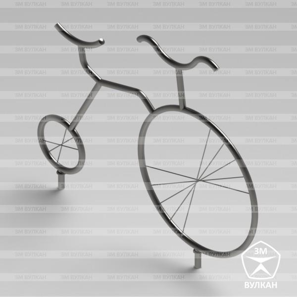 "VD1 - Велопарковка ""Велосипед"" ВД-1"