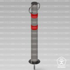 CC1 2 241x241 - Парковочный столбик с проушинами СС1