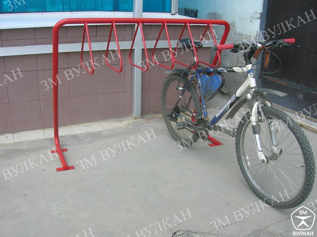 Как выбрать велопарковку?